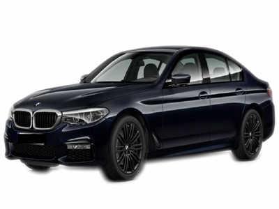 BMW 5er Limousine NEU
