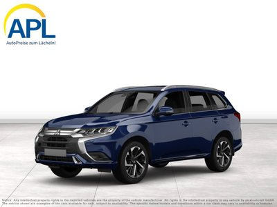 mitsubishi outlander top 2 0 phev hybrid 4wd at neuwagen kaufen mit rabatt zu schn ppchenpreisen. Black Bedroom Furniture Sets. Home Design Ideas