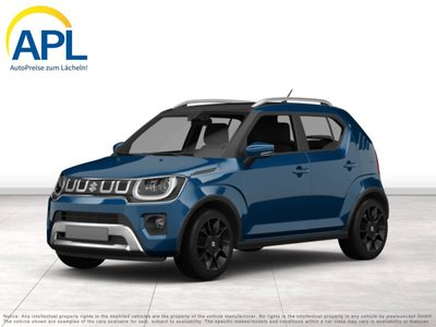 suzuki ignis comfort 1 2 dualjet neuwagen kaufen mit. Black Bedroom Furniture Sets. Home Design Ideas